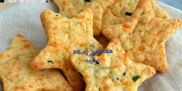 نجوم بالجبن والريحان مقدم من الشيف/حسن كمال حسين |