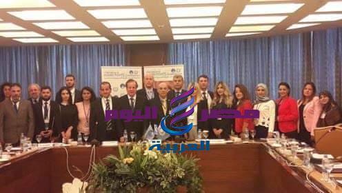 """اللجنة الدولية تعقد مؤتمرها الخاص في الكورال بيتش """"بيروت"""" وتصدر توصيات في الشأن الحقوقي  """