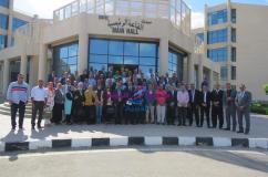 بالصور اللقاء الدورى الثالث باللجان النقابية بالإسكندرية بحضور المكتب التنفيذي