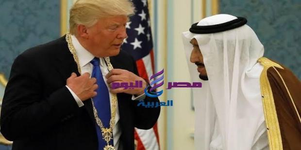 بعد إستنذاف أموال السعودية منذ حرب الخليج آن الأوان لبيع الرئيس الأمريكى السعودية لإيران |