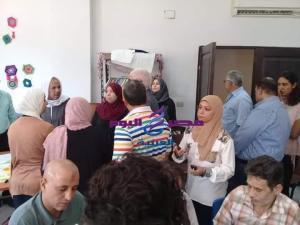 الضياء يتفقد ورش التخطيط المجتمعية المنعقدة بمنطقة عزبة النصر |