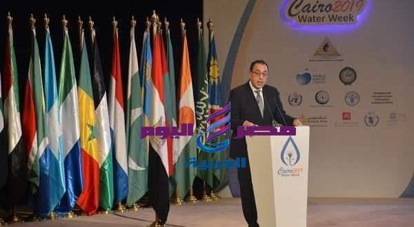 جامعة الفيوم تشارك في أسبوع القاهرة الثاني للمياه 2019 |