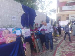 تسليم مشروعات التمكين الاقتصادي لأهالي نجع الفوال باسنا جنوب الاقصر