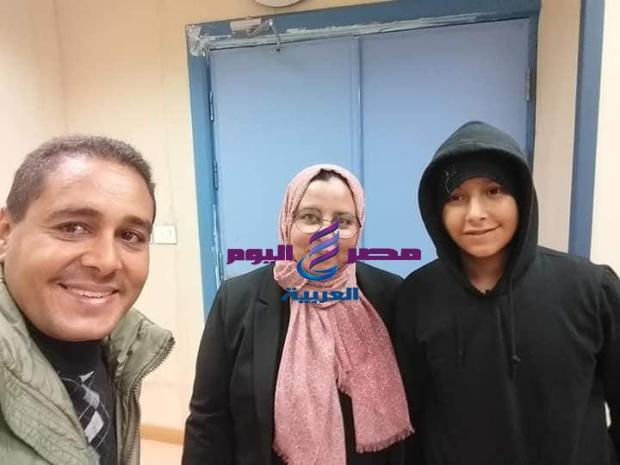 قيام وفد من المنظمة المصرية الدولية لحقوق الانسان والتنمية |