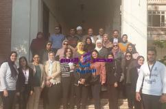 جهود المجلس القومى للمرأة لمناهضة العنف ضد المرأة |