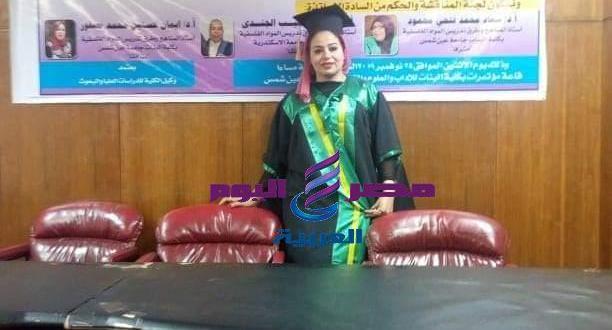 تهئنة الى الدكتورة سنية عبد العليم الدسوقى |