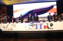 وزير التعليم العالى يفتتح فعاليات المؤتمر الدولى الثانى عشر لأورام الثدى والنساء