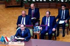 بيان صحفي لوزارة الخارجية المصرية |