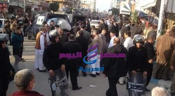 إصابة عشر أشخاص بسبب نقوق معزه بقنا