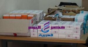 بيطري الشرقــية يضبط ( 300 عبوة ) دواء بيطري مخالف في حملة تفتيشية | حملة
