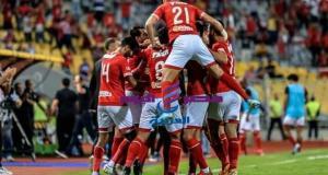 قطار الاهلي المنطلق يتغلب على المصري بثلاثية نظيفة في الدوري | الاهلي