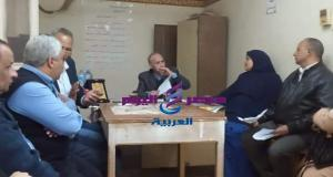 لجنة من القاهرة لمتابعة سير العمل بفرع محو الامية بالمنيا - القاهرة - فبراير 17, 2020
