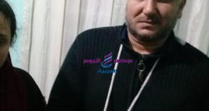 إصابة احد الاشخاص علي يد اخيه بمشاجره بمركز منية النصر