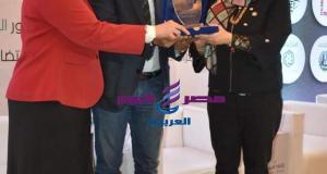 وزيرة التضامن تكرم الشيف المغازي لدعمه المرأة المصرية والعربية | وزيرة التضامن