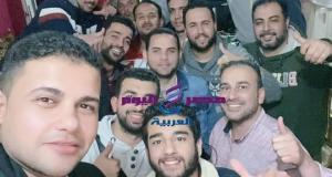 مشعل يقود مبادرة شبابية لسباق الخير بميت الخولى عبدالله بدمياط