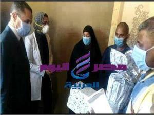 زوجة شهيد الجيش الابيض بالوادي لرئيس السيسي شكرا علي العيددية