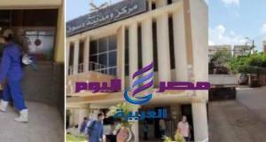 استمرار حملات التطهير والتعقيم وفض الأسواق الأسبوعية بكفر الشيخ