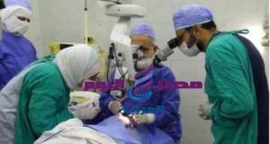 إجراء ١٨٢ عملية جراحية ضمن المبادرة الرئاسية للقضاء على قوائم الإنتظار بالبحيرة   عملية جراحية