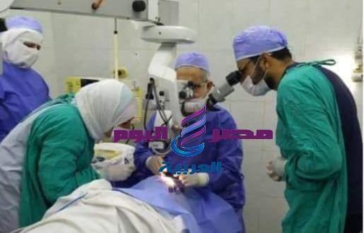 إجراء ١٨٢ عملية جراحية ضمن المبادرة الرئاسية للقضاء على قوائم الإنتظار بالبحيرة | عملية جراحية