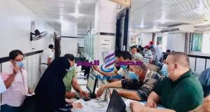 إقبال كثيف على المراكز التكنولوجيا لتقديم طلبات التصالح بكفر الشيخ