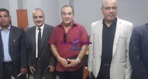 تفعيل خدمة توثيق البريدالمصري بمكتب بني سويف الرئيسي