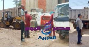 ماضى.. تتابع حملات النظافة العامة بمدينة دسوق اليوم الاثنين