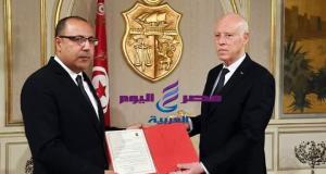 حكومة هشام المشيشي تحظى بمنح الثقة من البرلمان التونسي