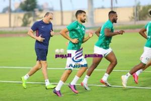 المصري يغلق صفحة مباراة الحرس ويبدأ في الاستعداد لمواجهة الطلائع   المصري