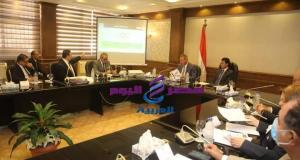 وزير الرياضة يترأس اجتماع مجلس إدارة صندوق الرياضة المصري | وزير
