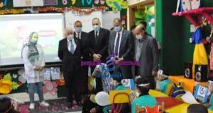 وزير التربية والتعليم د.طارق شوقي تفقد اليوم سير العملية التعليمية في محافظة القاهرة
