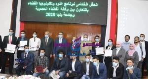 هندسة أسيوط تسجل المركز الأول في برنامج التدريب الصيفي لعلوم وتكنولوجيا الفضاء بالجامعات المصريه