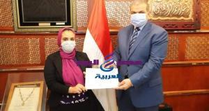 وزير القوى العاملة يساند فتيات مصر للقيام بالأدوار القيادية تزامناً مع الاحتفال باليوم العالمي | القوى العاملة