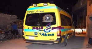 مصرع رجل اثر سقوطه من الطابق السادس من منزله بمنطقة سكة طنطا بالمحلة | مصرع