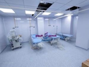إنشاء مستشفى بمنشأة جنزور التابعة لمركز ومدينة طنطا بجهود ذاتية لخدمة أهالي القرى