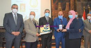 محافظ الغربية في حوار مفتوح يكرم طلاب جامعة طنطا الفائزين ببرنامج عباقرة الجامعات المصرية | محافظ