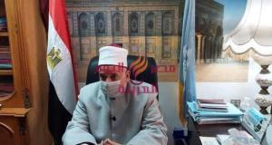 وكيل وزارة الأوقاف بالأسكندرية.. يناقش أليات العمل بالمساجد مع مديرى الإدارات خلال شهر رمضان المبارك.