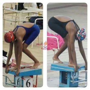 موهبه مصرية جديدة فى بطولة كاس الجمهورية للسباحة الحرة شهرتها بسوكا | موهبه مصرية