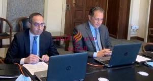 مصر وكينيا تجريان مشاورات حول الموضوعات الإقليمية