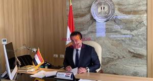 وزير التعليم العالى: يلقى كلمة المجموعة العربية فى الدورة 211 للمجلس التنفيذى لليونسكو