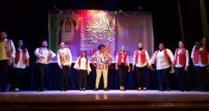 من ختام فعاليات السرادق المركزي ليالي رمضان الثقافية والفنية لفرع ثقافة البحيرة