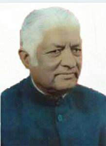 Dr. Yashwant Singh Parmar – HP