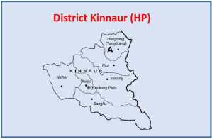 Brief Geography of District Kinnaur – HP