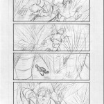 Sample pencils for issue 27