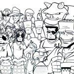 Disasterworld cast