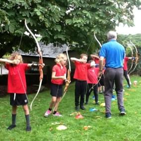 Powerstock School Archery