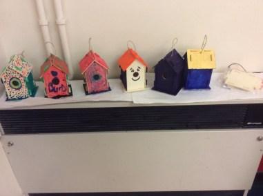 LYC bird boxes