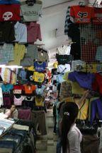Morning Market 內一副羅湖商業城格局。