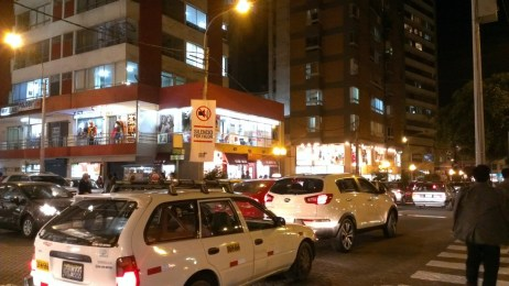 Miraflores 區街道。