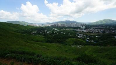 東北發展區之上水梧桐河區域。