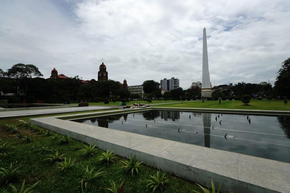 Maha Bandoola Garden